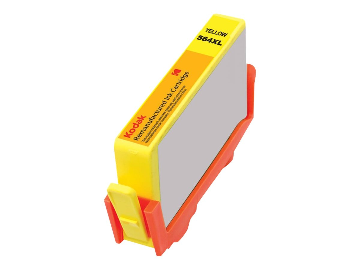 Kodak CN687WN Yellow Ink Cartridge for HP, CN687WN-KD, 31286515, Ink Cartridges & Ink Refill Kits