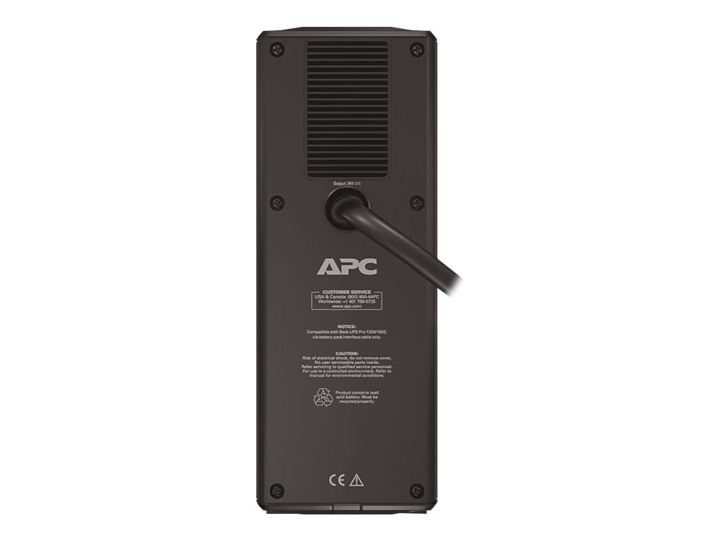 APC Back-UPS RS 24V Battery Pack, BR24BPG