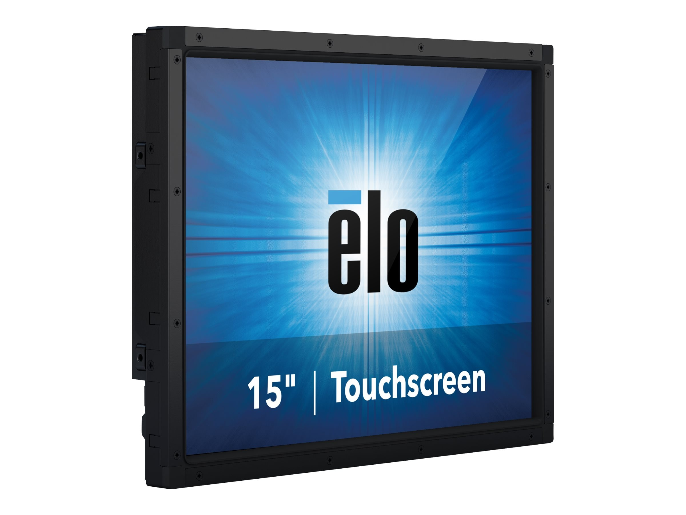 ELO Touch Solutions 15 1590L LED-LCD AccuTouch Monitor, Black, E176751