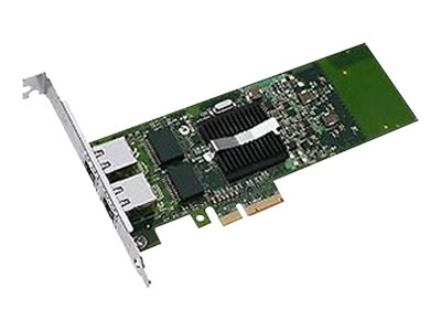 Dell 2-Port 1GbE Server Adapter NIC, 430-4433, 30934550, Network Adapters & NICs