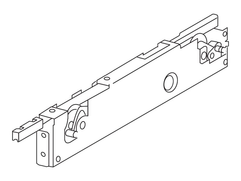 Lexmark Left Transfer Belt Lift Assembly for C935, X940e and X945e Series, 40X3721