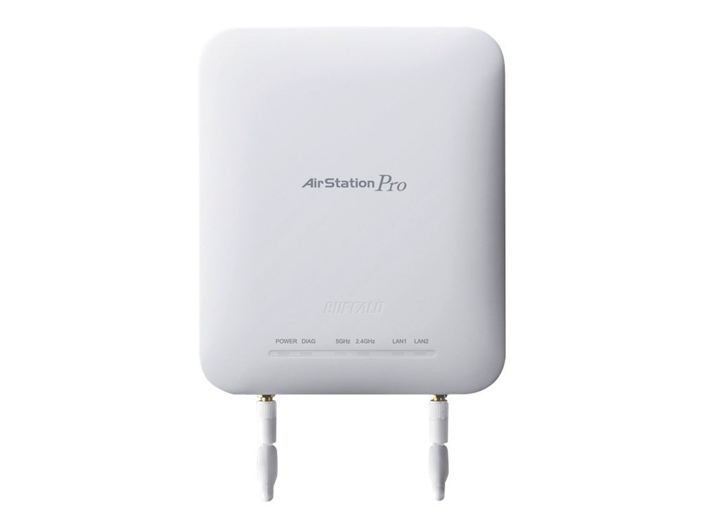 BUFFALO Airstat Pro 802.11N Concurrent Dual Band PoE, WAPS-APG600H