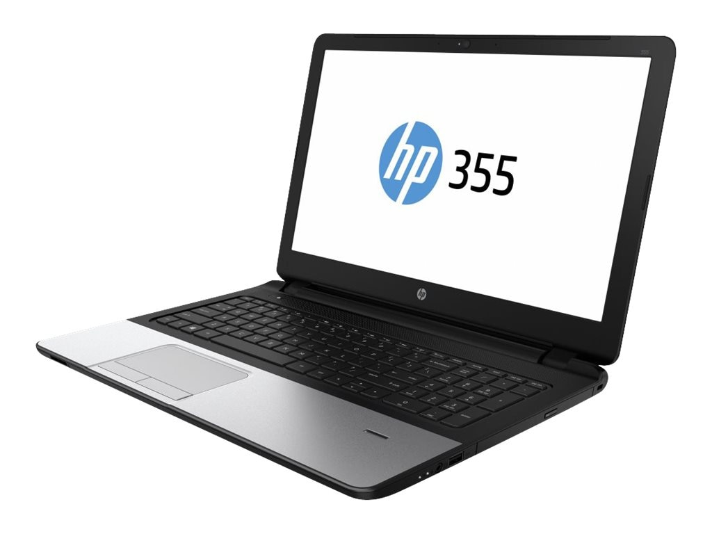 HP Smart Buy 355 G2 2.0GHz A8 15.6in display, K4K27UT#ABA, 18001693, Notebooks