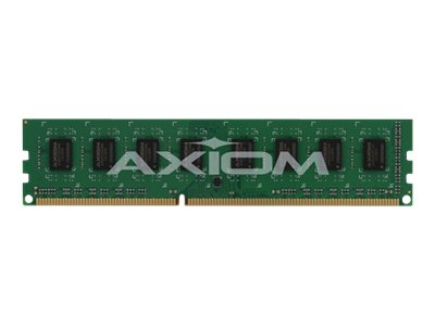 Axiom 4GB PC3-10600 DDR3 SDRAM DIMM, 0C19499-AX