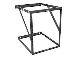 Tripp Lite SmartRack 8U 12U 22U Expandable Low-Profile UPS-Depth Wall-Mount 2-Post Open-Frame Rack, SRWO8U22DP, 30895221, Racks & Cabinets