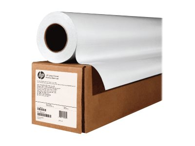 HP 40 x 200' Gloss Poster Paper - 3 Core