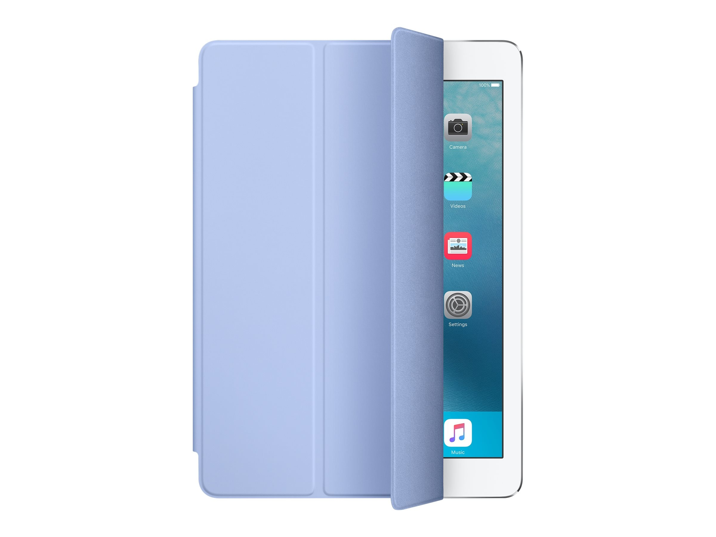 Apple Smart Cover for iPad Pro 9.7, Lilac, MMG72AM/A, 31812335, Carrying Cases - Tablets & eReaders