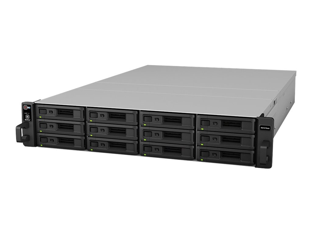 Synology RackStation 12-Bay Expansion Upgrade