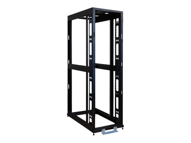 Tripp Lite 4-Post Open Frame Rack Enclosure 45U, SR45UBEXPND, 14035087, Racks & Cabinets