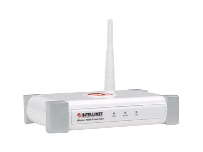 Intellinet 802.11n Wireless 150N Access Point, 525404, 16349881, Wireless Access Points & Bridges