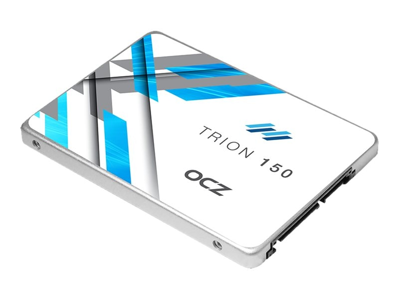 OCZ 960GB Trion 150 Series SATA 6Gb s 2.5 7mm Internal Solid State Drive w  TOS, TRN150-25SAT3-960G, 31431698, Solid State Drives - Internal