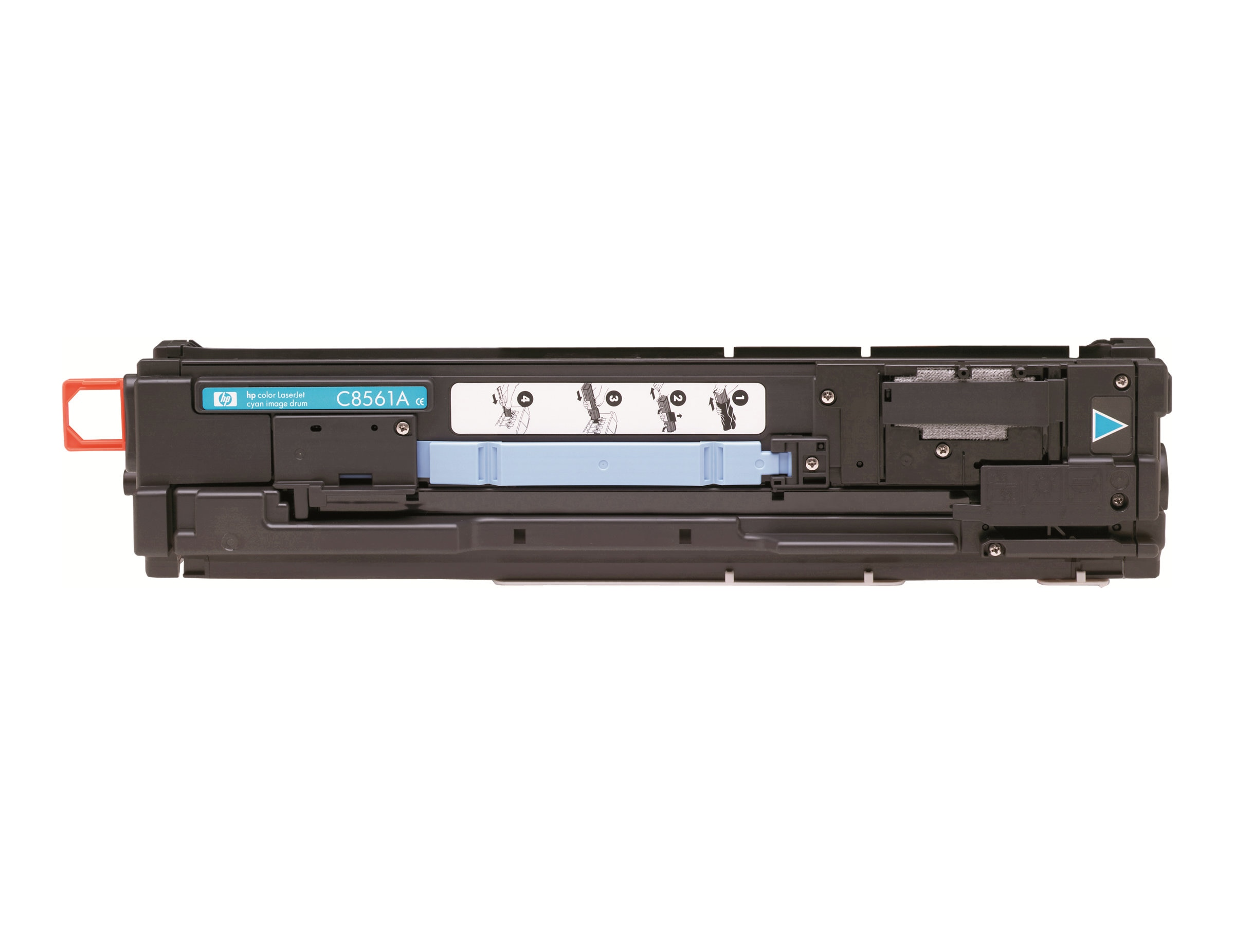 HP 822A Cyan Image Drum for HP Color LaserJet 9500 Printer Series, C8561A, 471953, Toner and Imaging Components