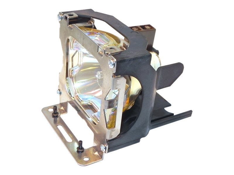 Ereplacements Front projector lamp for Hitachi CP-S860, CP-S958W, CP-S960, CP-S970W, CP-X860W, CP-X958, DT00231-ER, 11237556, Projector Lamps