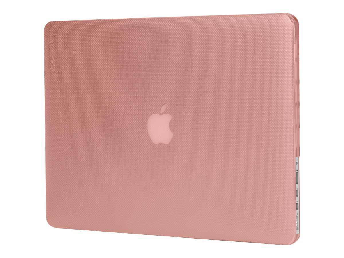 Incipio Incase Hardshell Dots Case for 15 Retina MacBook Pro, Rose Quartz