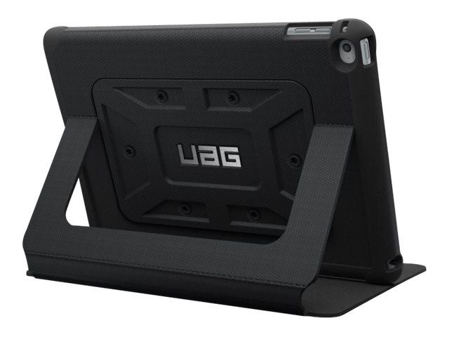 Urban Armor Folio Case for iPad Air 2, Black Black, UAGIPDAIR2BLKVP