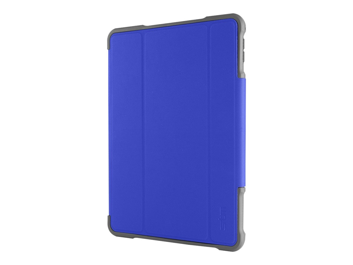 STM Bags Dux Plus Rugged Case for 9.7 iPad Pro - Blue Clear, STM-222-129JX-25