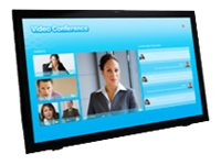 Planar Helium 24 PCT2485 Full HD Multi-Touch Screen LED Monitor with Webcam, Black, 997-7052-00, 15929509, Monitors - LED-LCD