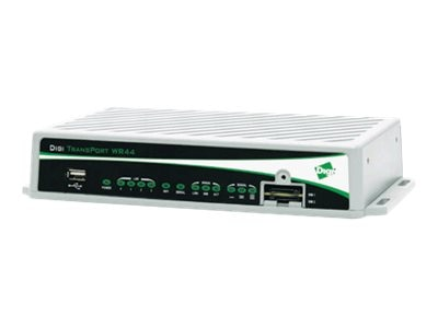 Digi Transport WR44R-LTE North American Multi-Carrier (700 850 1700(AWS) 190, WR44-L5F1-TE1-RF, 24059630, Network Routers