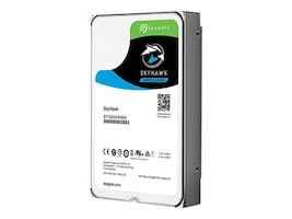 Seagate 6TB SkyHawk 7200RPM SATA 6Gb s 3.5 Hard Drive, 256MB Cache, ST6000VX0023, 32620407, Hard Drives - Internal