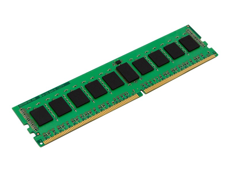 Kingston 8GB PC4-17000 DDR4 SDRAM RDIMM for Select ProLiant, Workstation Models, KTH-PL421/8G, 17973132, Memory