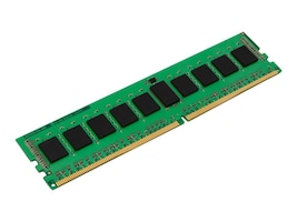 Kingston 16GB PC4-17000 DDR4 SDRAM RDIMM for Select ProLiant, Workstation Models, KTH-PL421/16G, 17973124, Memory