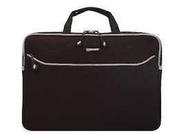 Mobile Edge 15 Neoprene SlipSuit for MacBook Pro Edition, Black, MESSM1-15, 10032348, Carrying Cases - Notebook