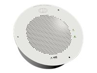 CyberData VoIP Single-wire Enabled Speaker, White