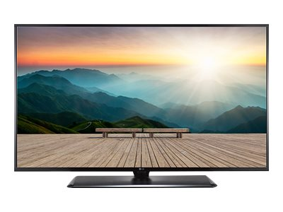 LG 54.6 LX340H Full HD LED-LCD Commercial TV, Black, 55LX340H