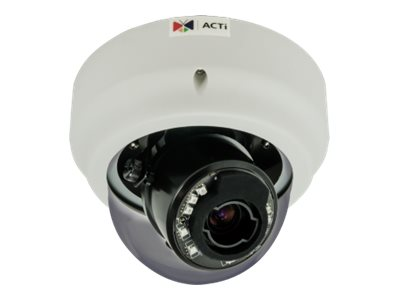 Acti 2MP Indoor Zoom IR Basic WDR Dome Camera
