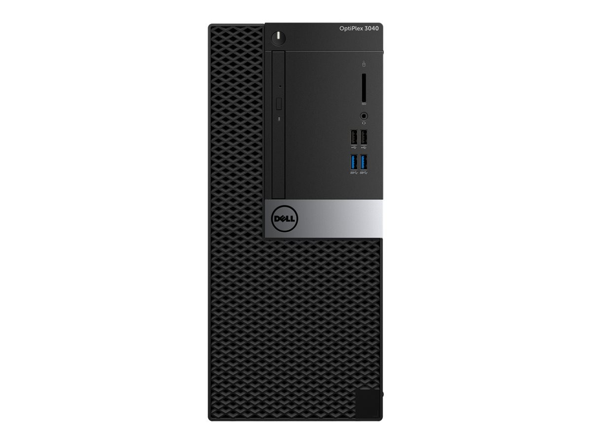 Dell OptiPlex 3040 3.7GHz Core i3 4GB RAM 500GB hard drive, H6RMJ