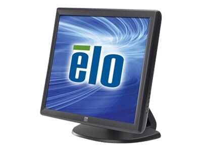 ELO Touch Solutions 19 1915L 1000 Series LCD Touchmonitor AccuTouch Dual Serial USB, E607608, 6890841, Monitors - LCD