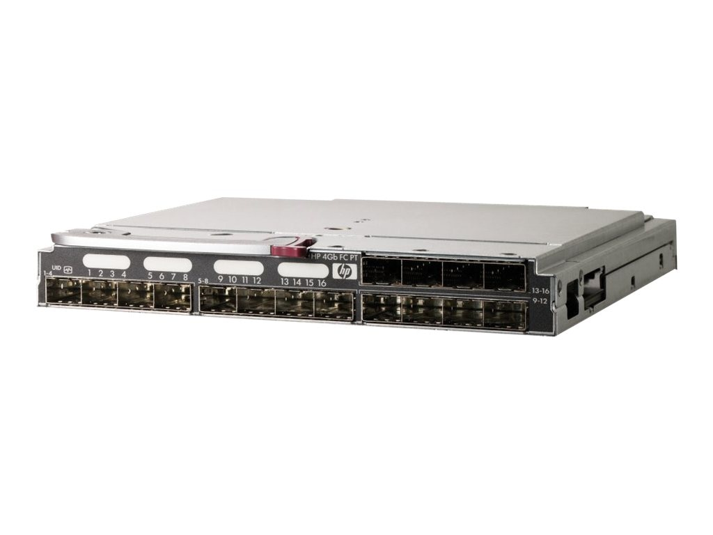 HPE 4Gb Fibre Channel Pass-Thru Module for c-Class BladeSystem, 403626-B21, 6886501, Network Adapters & NICs