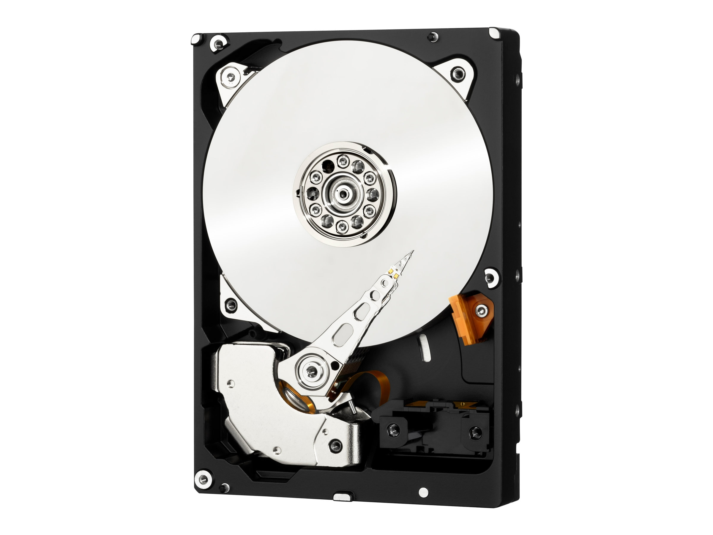Open Box WD 4TB WD RE SAS 6Gb s 3.5 Internal Hard Drive