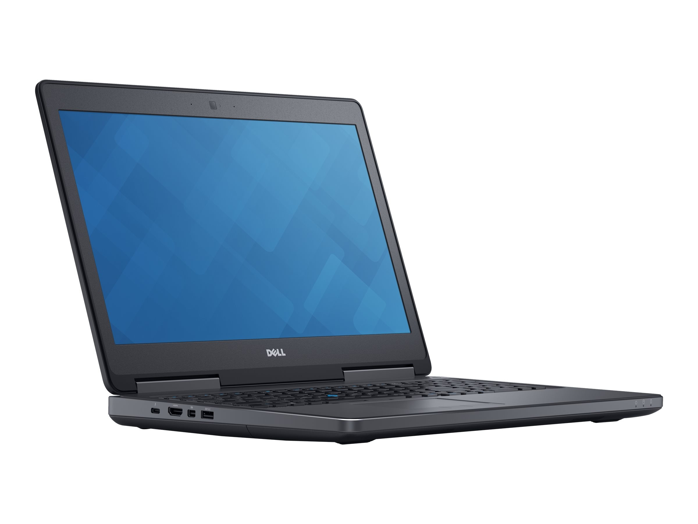 Dell Precision 7510 Core i7-6820HQ 2.7GHz 8GB 256GB PCIe ac BT WC 6C M1000M 15.6 FHD W7P64-W10, W9VXG
