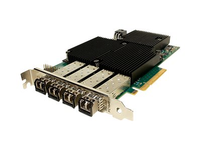 Atto Atto Technology Celerity 4-Port 16Gbs FC PCIe 3.0 HBA, HAABB-AATC-164A