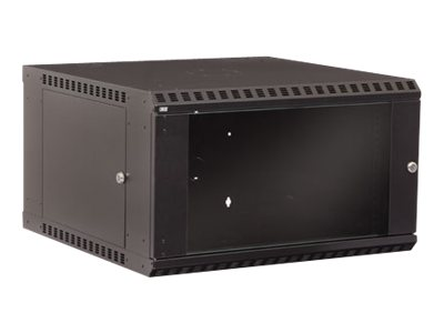 Kendall Howard Fixed Wallmount Cabinet, 6U, 3140-3-001-06, 10068210, Racks & Cabinets