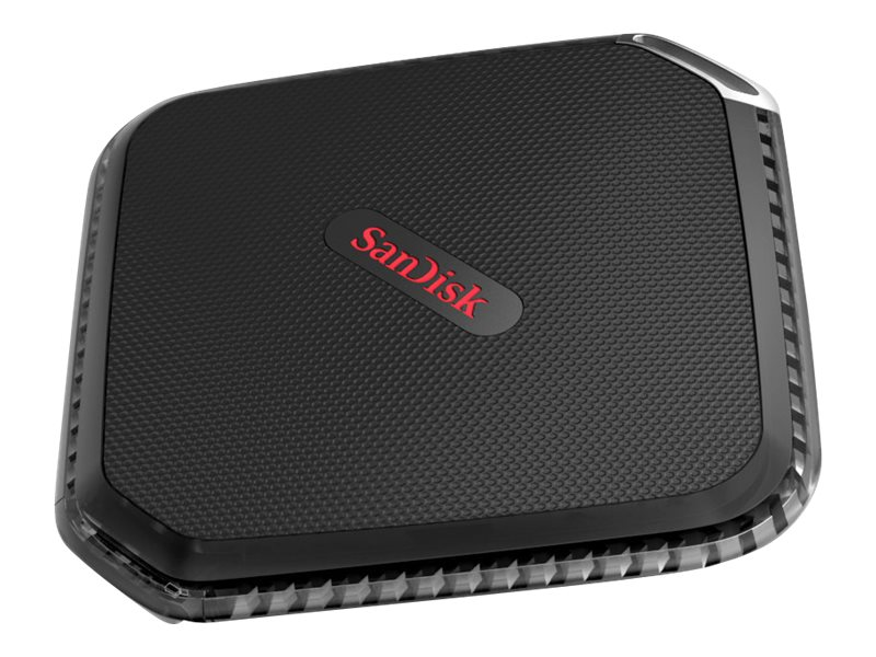 SanDisk 480GB Extreme 500 Portable Solid State Drive, SDSSDEXT-480G-G25