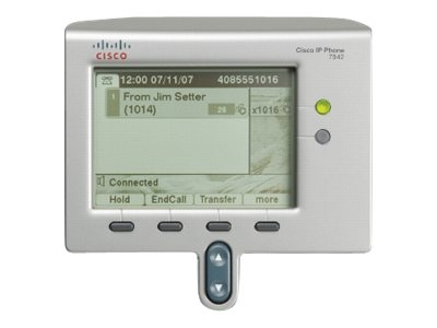 Cisco Unified IP Phone 7942G SCCP, SIP VoIP, CP-7942G=