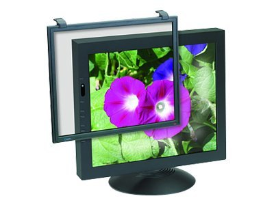 Open Box 3M 19-21 Executive Anti-Glare Computer Filter, Black, EF200XXLB, 16787872, Glare Filters & Privacy Screens