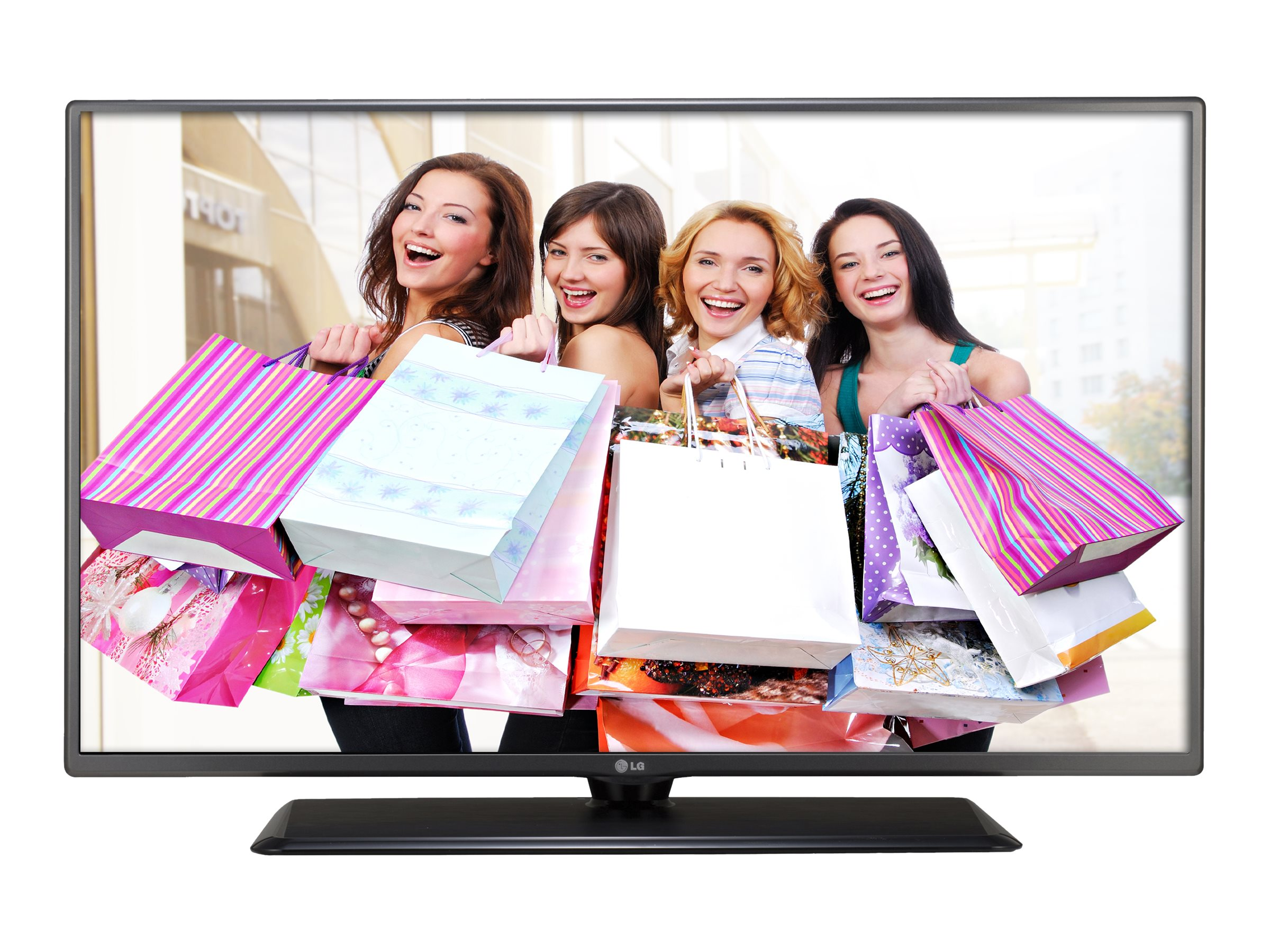 LG 31.5 LY340H LED-LCD Commercial TV, Black, 32LY340H, 17495821, Televisions - LED-LCD Commercial