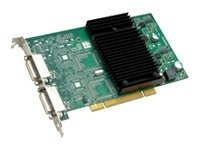 Matrox Millennium P690 PCI 128MB DualHead Graphics Card, P69-MDDP128F, 8162012, Graphics/Video Accelerators