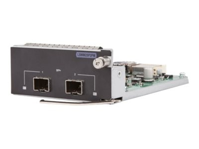 HPE 5130 5510 10GbE SFP+ 2-port Module, JH157A, 30899336, Network Device Modules & Accessories