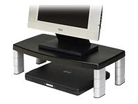 3M Adjustable Monitor Stand, Extra Wide