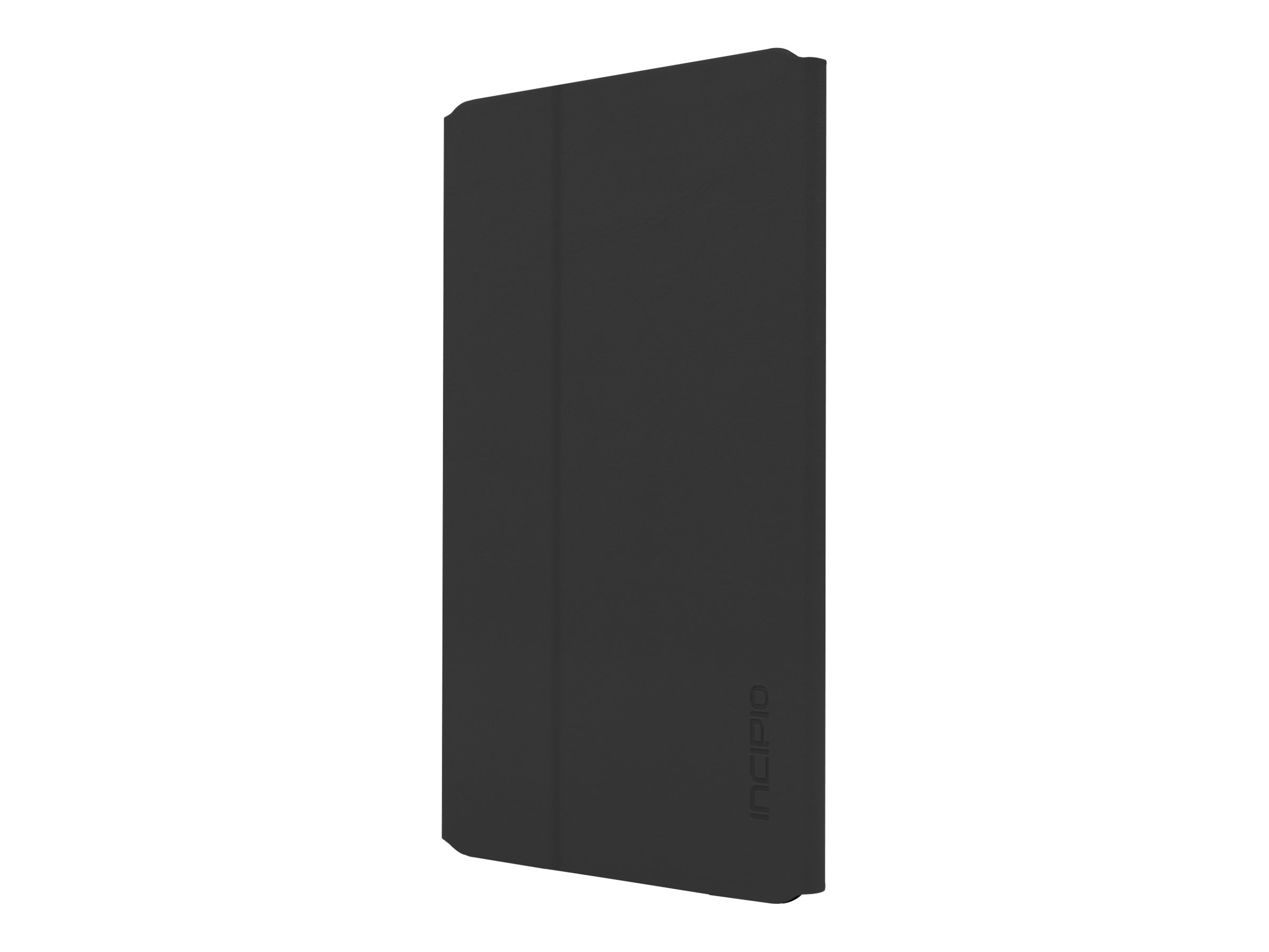 Incipio Faraday Folio Case w  Magnetic Fold-over Closure for iPad mini 4, Black