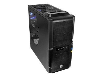 Thermaltake Dokker ATX Mid Tower Case, VM600M1W2Z, 12394019, Cases - Systems/Servers