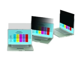 3M Privacy Filter for 14 Widescreen LCD Display, 16:9, PF14.0W9, 9879437, Glare Filters & Privacy Screens