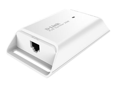 D-Link 1-Port Gigabit PoE Splitter, DPE301GS