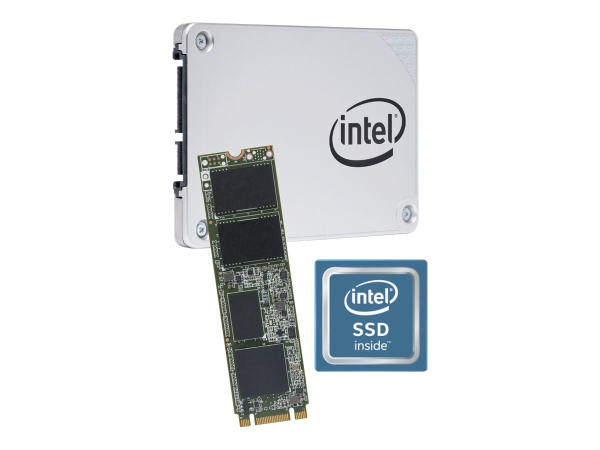 Intel 180GB SSD 540S M.2 80mm Internal Solid State Drive (Reseller Box), SSDSCKKW180H6X1