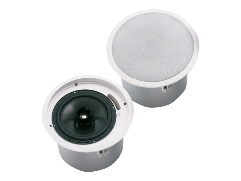 Bosch Security Systems 8-Inch Two-Way Coaxial Ceiling Loudspeaker, EVID C8.2LP, 16448862, Speakers - Audio