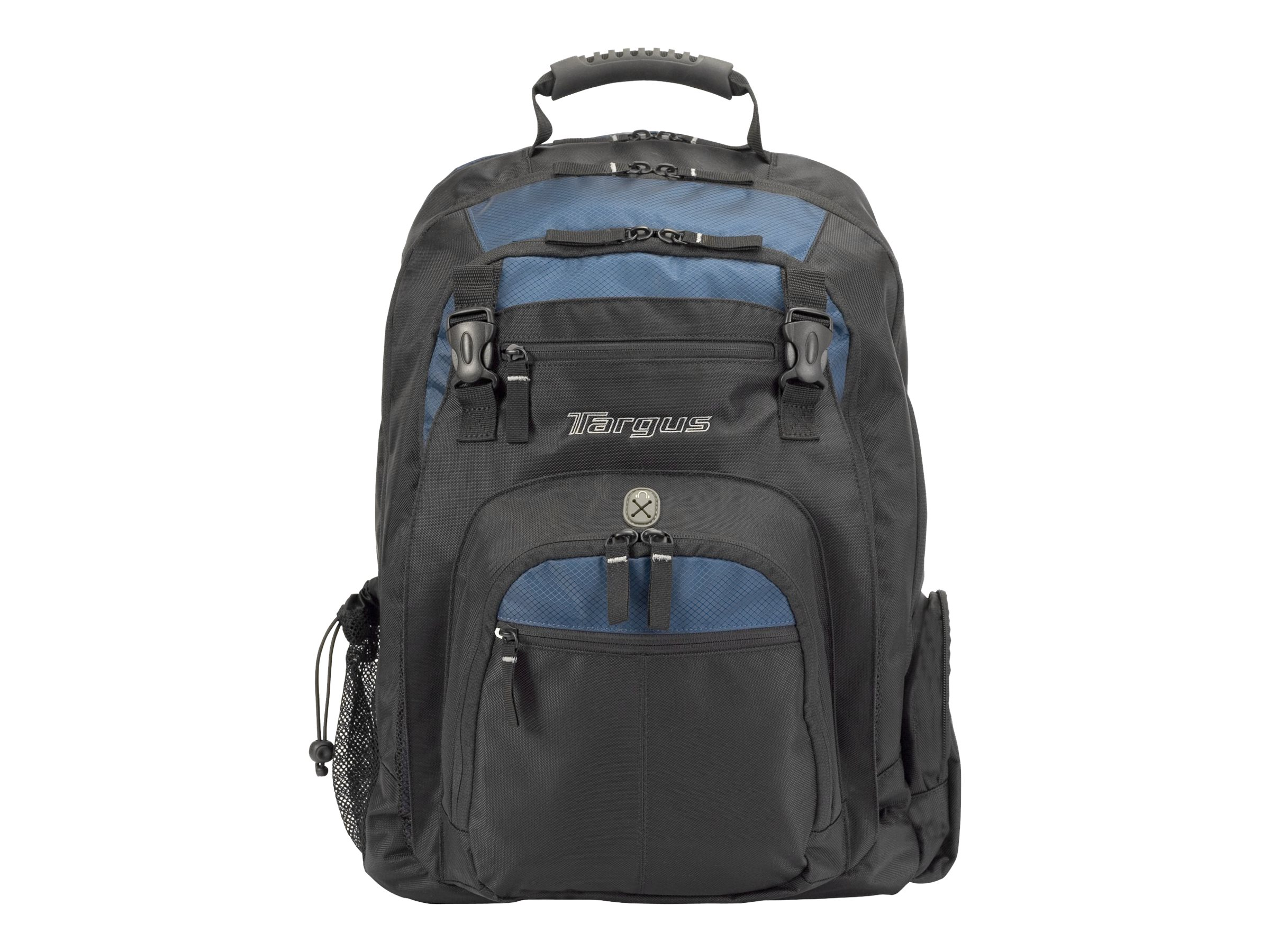 Targus 17 XL Notebook Backpack, Black Blue
